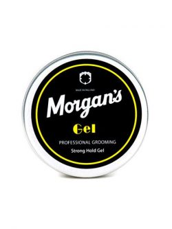 GEL STRONG HOLD STYLING MORGANS 100GR.