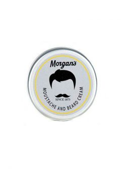 MOUSTACHE & BEARD CREAM MORGANS 7OG.
