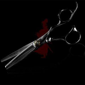 KAMISORI Azaki Tijeras profesionales de peluquería texturizadoras