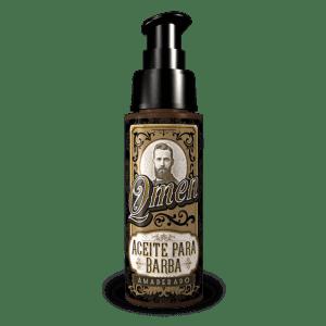 Aceite de barba madera Qmen