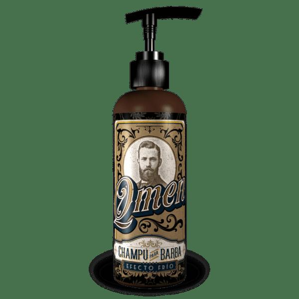 champu para barba Qmen