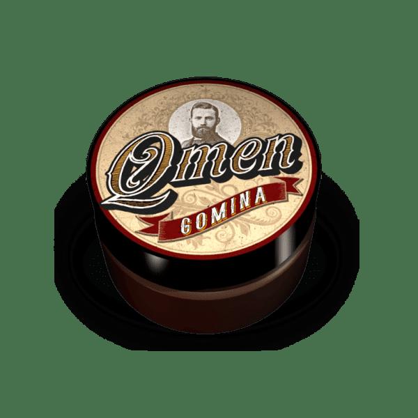 gomina fuerte Qmen
