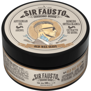 Old Wax Suave Sir Fausto