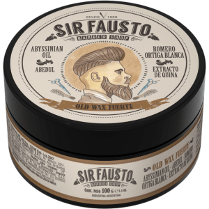 Old Wax Fuerte Sir Fausto