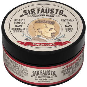 Pomada Opaca Sir Fausto