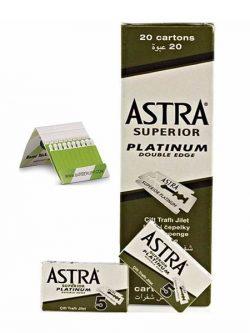 Cuchillas de afeitar Atra Superior Platinum