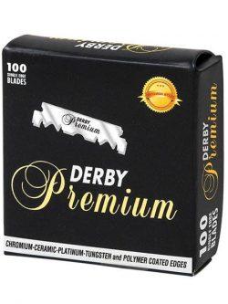 Cuchilla de 100 hojas Derby Premium