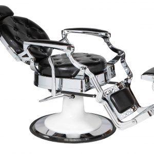 Sillon de Barbero Premium Silver