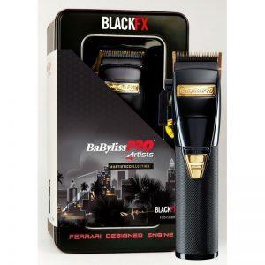 BABYLISS PRO FX8700RE BLACK MAQUINA CORTAPELOS CORDELSS