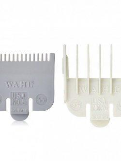 PACK DOBLE RECALCES PARA WAHL Nº0.5 (1.5MM) Y Nº1.5 (4.5MM)