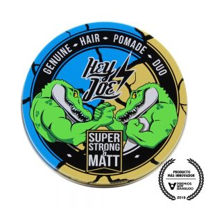 HEY JOE GENUINE HAIR POMADE DUO