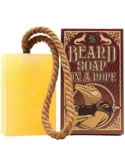 BEARD SOAP ON A ROPE   JABÓN PARA BARBA