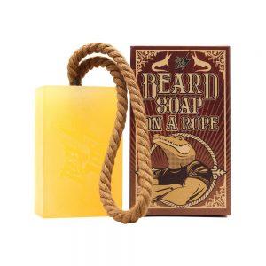 BEARD SOAP ON A ROPE | JABÓN PARA BARBA