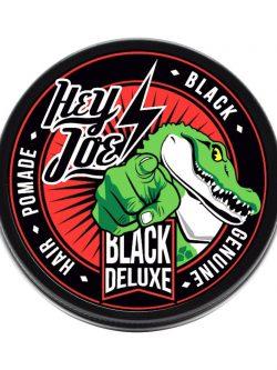 HEY JOE GENUINE HAIR POMADE BLACK DELUXE